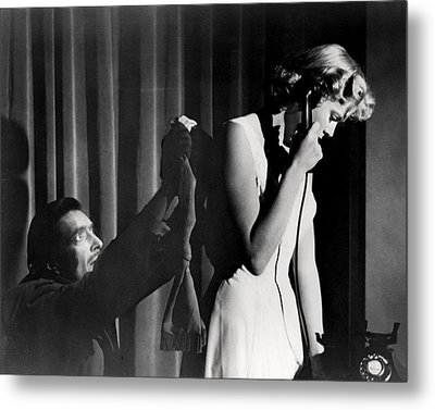 Dial M For Murder  Metal Print by Silver Screen