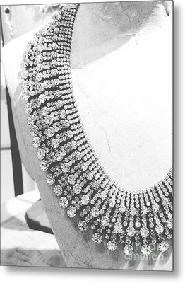 Diamonds Metal Print by Lynsie Petig