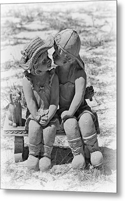 Did I Ever Tell You Metal Print by Christine Till