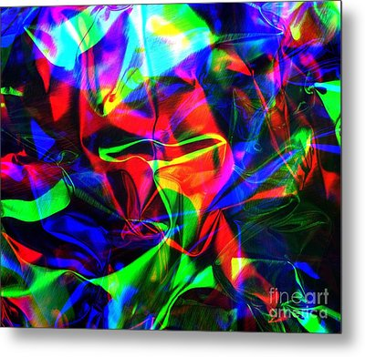 Digital Art-a14 Metal Print by Gary Gingrich Galleries