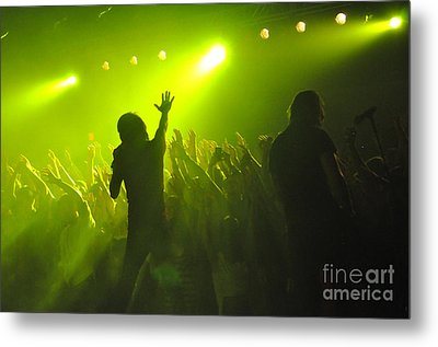 Disciple-kevin-9551 Metal Print by Gary Gingrich Galleries