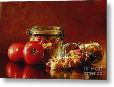 Discover A Taste Of Italy  Metal Print by Inspired Nature Photography Fine Art Photography