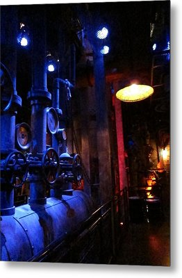 Disneyland Park Anaheim - 121241 Metal Print by DC Photographer