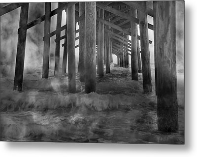 Dissipation  Metal Print by Betsy C Knapp