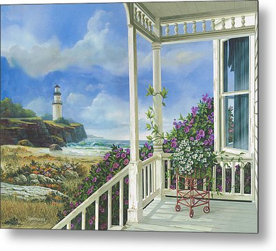 Distant Dreams Metal Print by Michael Humphries