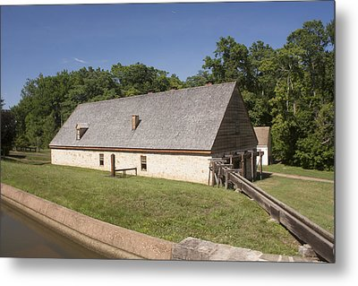 Distillery @ Mount Vernon Metal Print by Jason Huffman