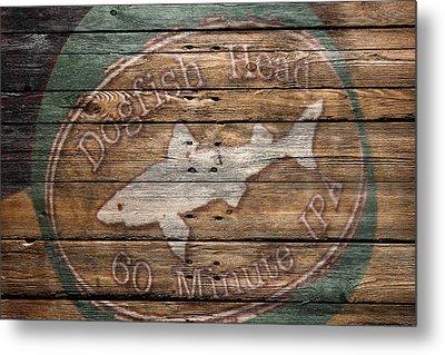 Dogfish Head Metal Print by Joe Hamilton