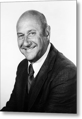 Donald Pleasence In Escape To Witch Mountain  Metal Print by Silver Screen