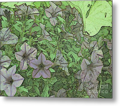Donovan's  Garden Metal Print by Mark Herman