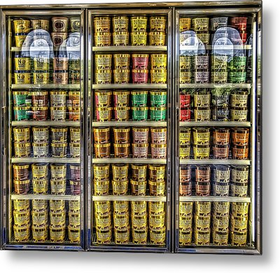 Dream Fridge Metal Print by Scott Norris