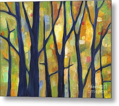 Dreaming Trees 2 Metal Print by Hailey E Herrera