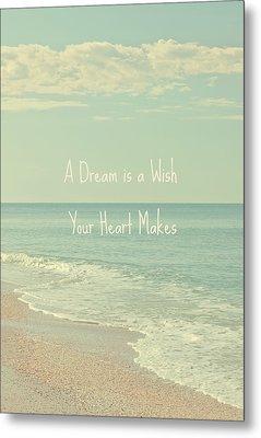 Dreams And Wishes Metal Print by Kim Hojnacki