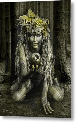 Dryad I Metal Print by David April