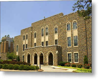 Duke University Cameron Indoor Stadium Photograph By