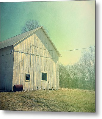 Early Morning Light Metal Print by Joy StClaire
