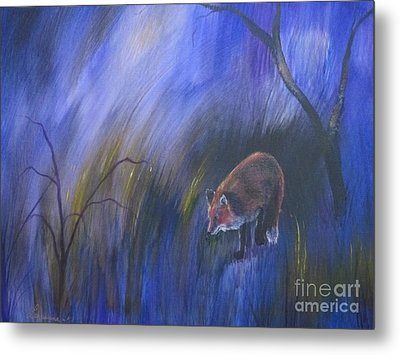 Early Riser  Metal Print by Laurianna Taylor