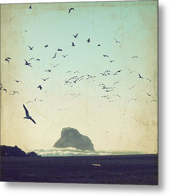 Earth Music Metal Print by Lupen  Grainne