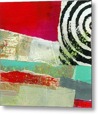 Edge 49 Metal Print by Jane Davies