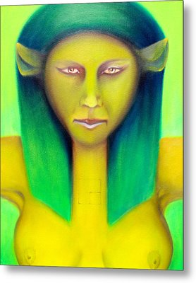 Empress Metal Print by Roger Williamson