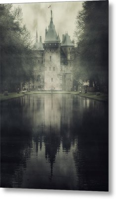 Enchanted Castle Metal Print by Joana Kruse