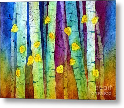 Enchanted Forest Metal Print by Hailey E Herrera