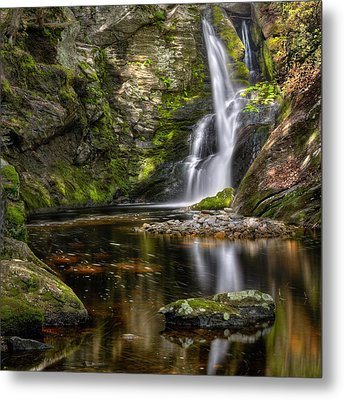 Enders Falls Metal Print by Bill Wakeley