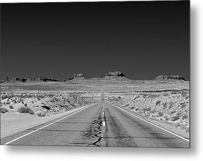 Epic Monument Valley Metal Print by Christine Till