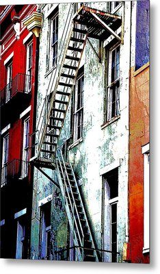 Escape Metal Print by Kathy Bassett