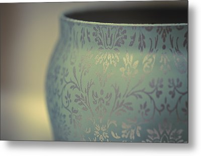 Etched In My Heart Metal Print by Christi Kraft