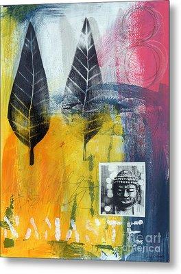 Exhale Metal Print by Linda Woods