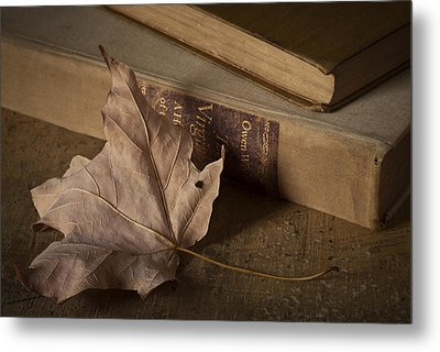 Fading Metal Print by Amy Weiss
