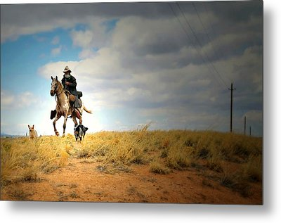 Family Day Metal Print by Diana Angstadt