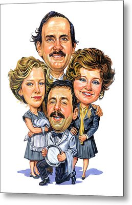 Fawlty Towers Metal Print by Art
