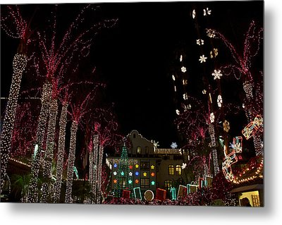 Festival Of Lights 2012 Metal Print by Molly Heng
