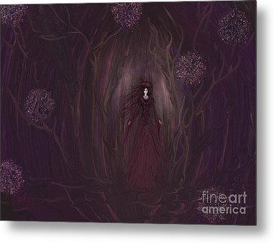 Finding My Way Metal Print by Roxy Riou