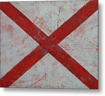 Alabama Metal Print by Michael Creese
