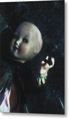 Floating Doll Metal Print by Joana Kruse