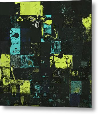 Florus Pokus A01 Metal Print by Variance Collections