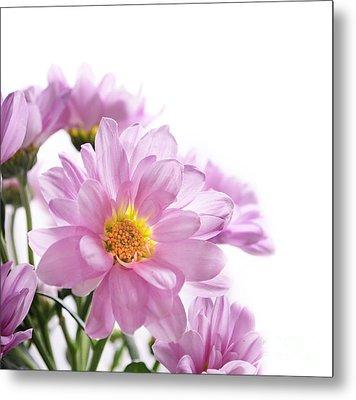 Flower Bouquet Metal Print by Jelena Jovanovic