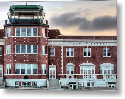 Floyd Bennett Field  Metal Print by JC Findley