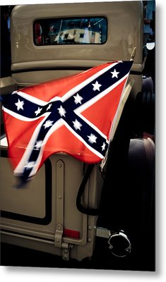 Flying The Flag Metal Print by Phil 'motography' Clark