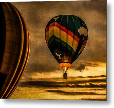 Following Amazing Grace Metal Print by Bob Orsillo