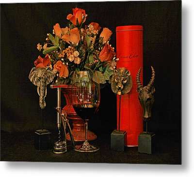 For A Special Occasion Metal Print by John Stuart Webbstock