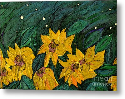 For Vincent By Jrr Metal Print by First Star Art