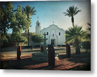 For Whom The Bell Tolls Metal Print by Laurie Search