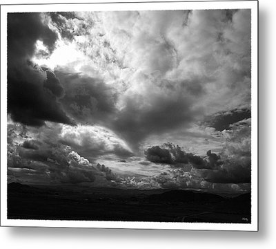 Foreboding Metal Print by Glenn McCarthy Art and Photography