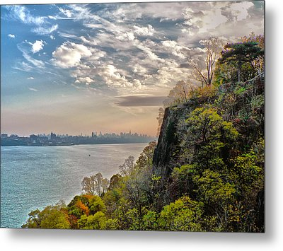 Fort Lee View Metal Print by Artistic Photos