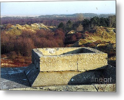 Foundation Metal Print by Graham Foulkes