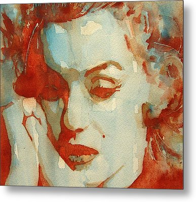 Fragile Metal Print by Paul Lovering