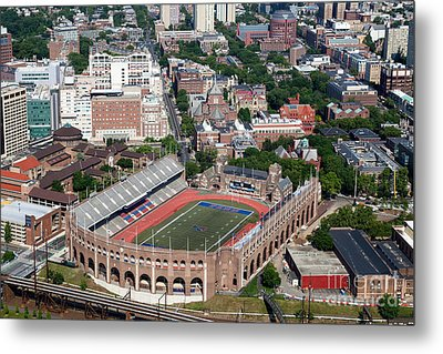 Franklin Field University City Pennsylvania Metal Print by Bill Cobb